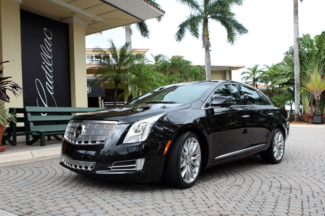 2013 cadillac xts to be equipped with w20 livery package Cadillac Xts W20 Livery Package