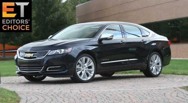 2014 chevrolet impala review your gm bailout dollars were Chevrolet Impala Review