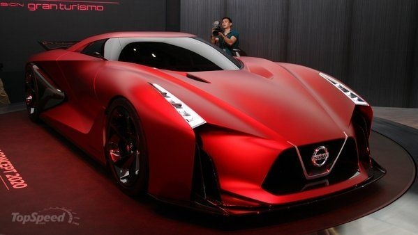 2020 nissan concept 2020 vision gran turismo my kinda car Nissan Concept Top Speed