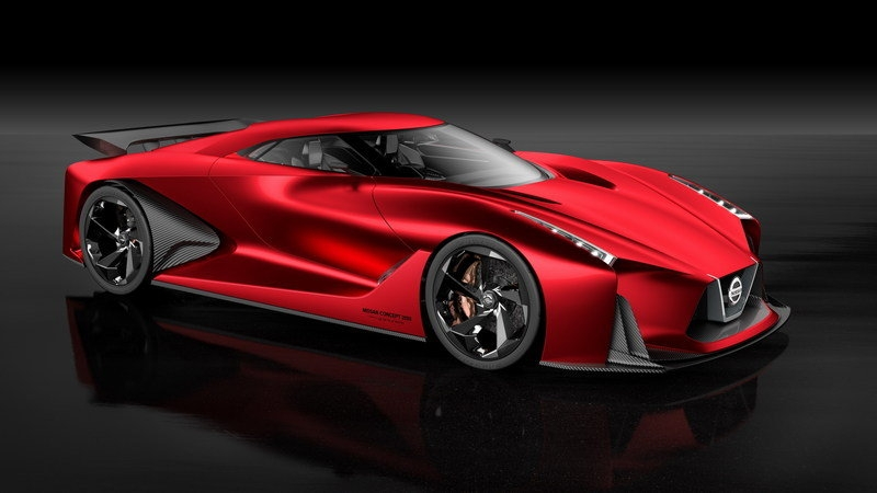 2020 nissan concept 2020 vision gran turismo top speed Nissan Concept Top Speed