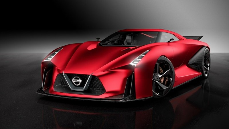 Permalink to Nissan Concept Top Speed