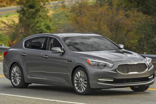 2020 kia k900 new car review autotrader Kia K900 Luxury Vip Package