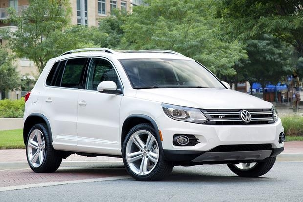 2020 volkswagen tiguan new car review autotrader Used Volkswagen Tiguan