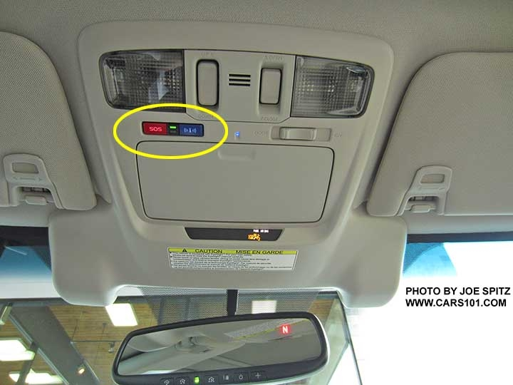 2020 outback interior photographs and images Subaru Garage Door Opener