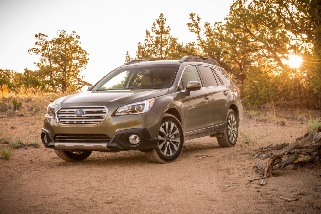 2020 subaru outback review ratings specs prices and Subaru Outback Ground Clearance