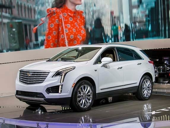 2017 cadillac xt5 new class of crossover kelley blue book Kelley Blue Book Cadillac Xt5