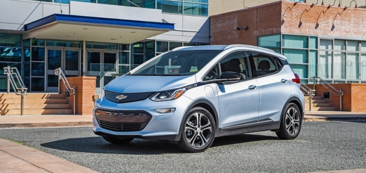 2020 chevrolet bolt ev range 238 miles 383 km gm authority Chevrolet Bolt Ev Range