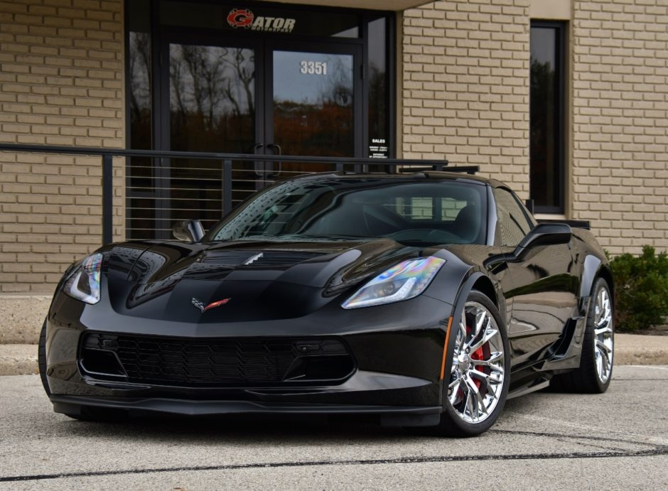 2017 chevrolet corvette z06 7 speed Chevrolet Corvette Z06