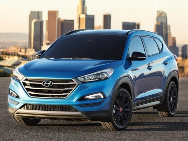 2020 hyundai tucson night awd quick take kelley blue book Hyundai Tucson Night Edition