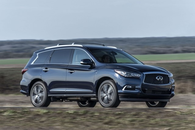 2017 infiniti qx60 vs 2017 volvo xc90 the car connection Volvo Xc90 Vs Infiniti Qx60