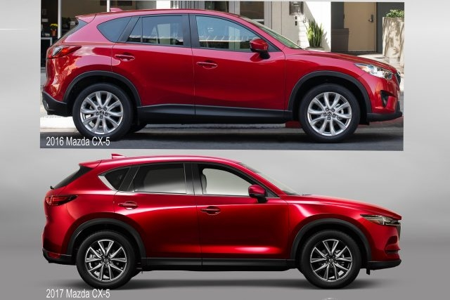 2017 mazda cx 5 first drive review will more tech quieter Mazda Cx 5 New Generation