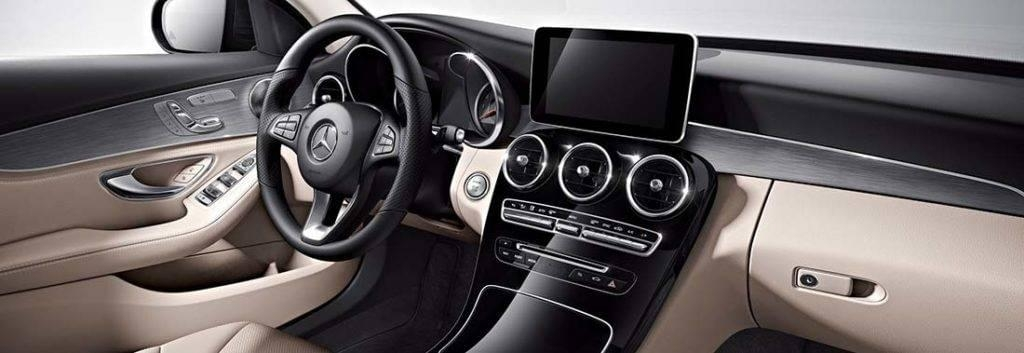 2017 mercedes benz c class interior mercedes benz of boerne Mercedes C Class Interior
