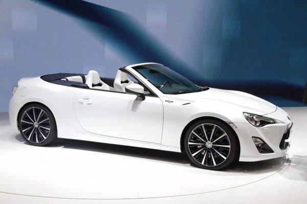 2020 toyota gt 86 convertible price release date review Toyota Gt86 Convertible