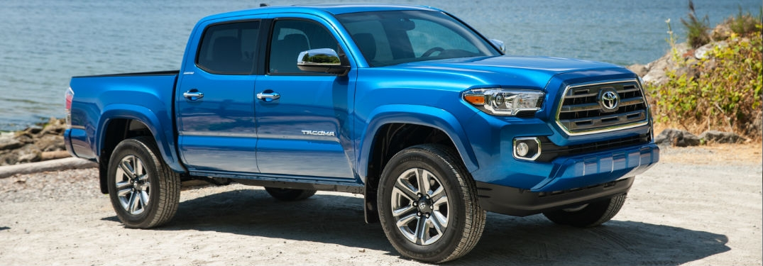 2017 toyota tacoma payload and towing capacity Toyota Tacoma Towing Capacity
