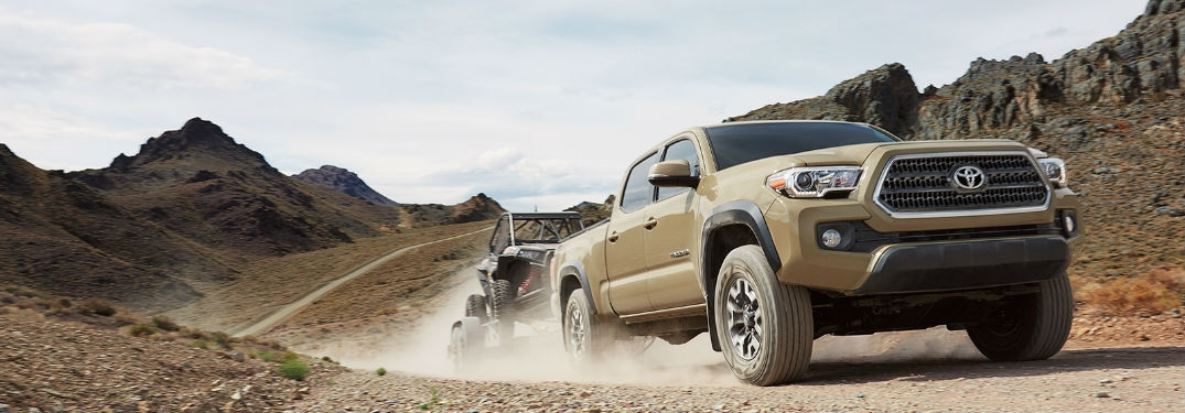Permalink to Toyota Tacoma Towing Capacity