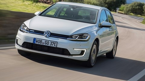 2020 vw e golf review car magazine Volkswagen EGolf Review