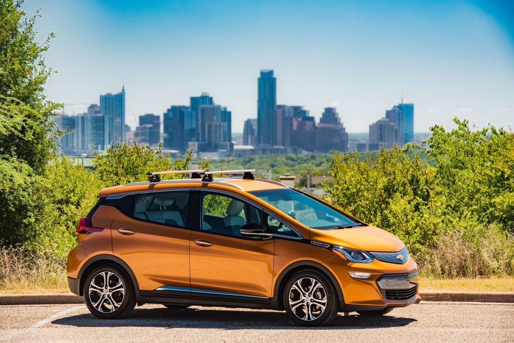 2018 chevrolet bolt ev minimal changes same range and price Chevrolet Bolt Ev Range