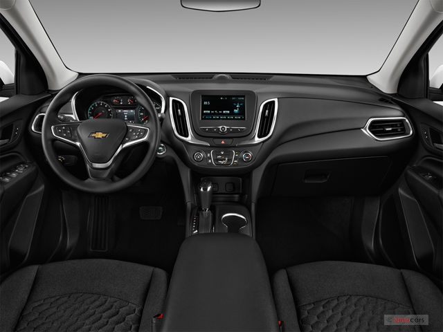 2020 chevrolet equinox 152 interior photos us news Chevrolet Equinox Interior
