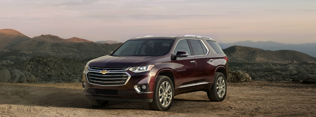 2018 chevy traverse changes and release date Chevrolet Traverse Release Date