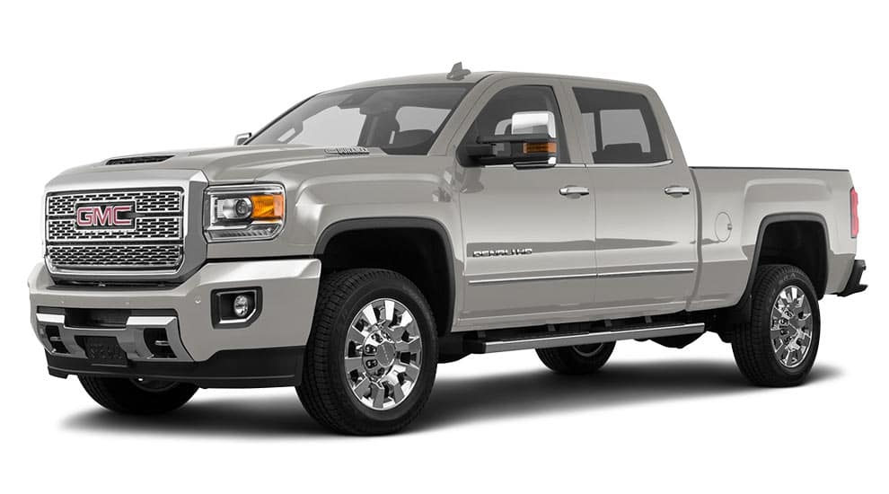 2018 gmc sierra 2500hd vs 2018 chevrolet silverado Gmc Sierra 2500 Engine Options