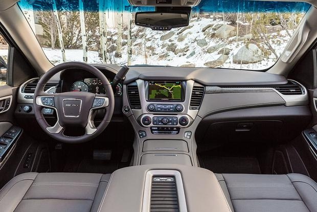 2018 gmc yukon denali first drive review autotrader Gmc Yukon Denali Review