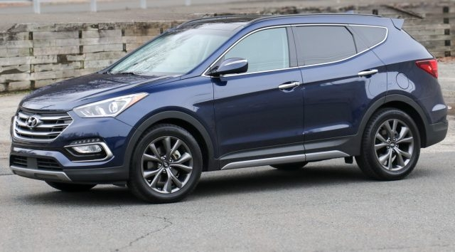 2018 hyundai santa fe sport review still among the best Hyundai Santa Fe Sport