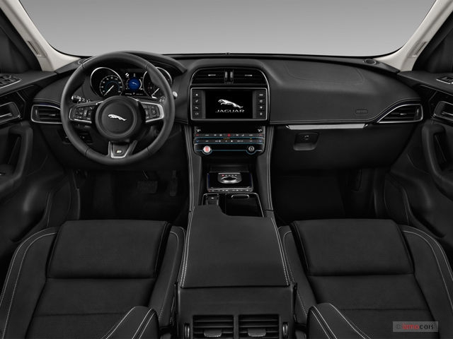 2018 jaguar f pace 96 interior photos us news world Jaguar FPace Interior
