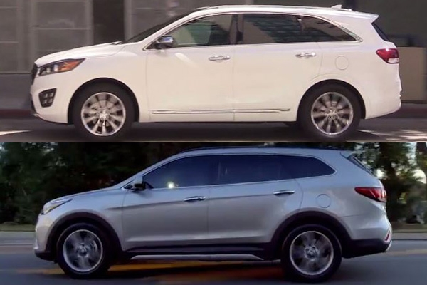 2018 kia sorento vs 2018 hyundai santa fe which is better Kia Sorento Vs Hyundai Santa Fe