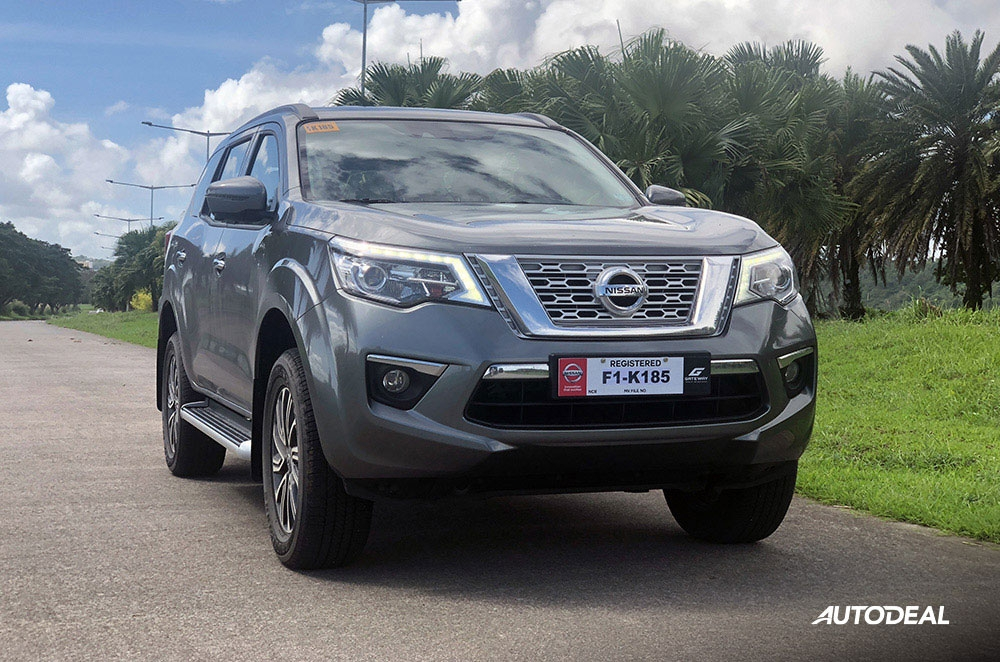 2018 nissan terra review autodeal philippines Nissan Terra Philippines