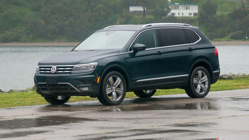 2020 volkswagen tiguan review bigger is better less is Volkswagen Tiguan Review