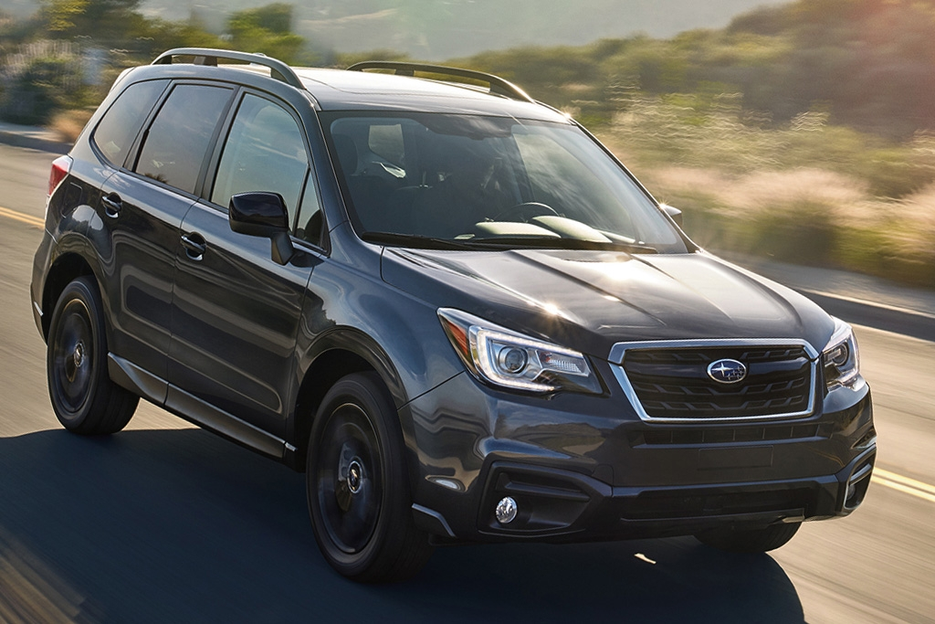 2020 vs 2020 subaru forester whats the difference Subaru Forester Redesign