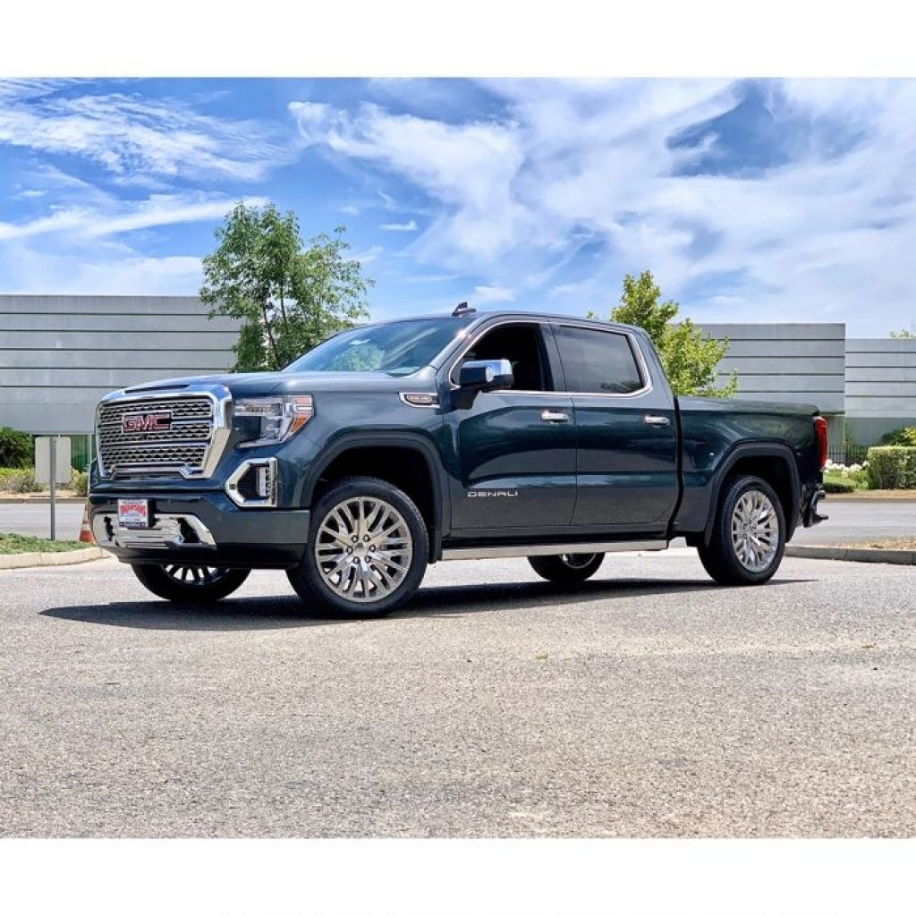 2019 2020 gmc denali 1500 20 leveling kit with arc bracket Gmc Sierra Leveling Kit