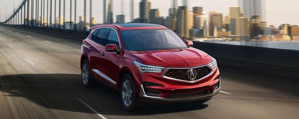 2020 acura rdx advance package acura suv findlay acura Acura Rdx Advance Package