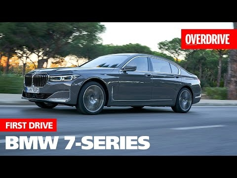 2019 bmw 7 series facelift first drive review overdrive Bmw 7 Series Release Date