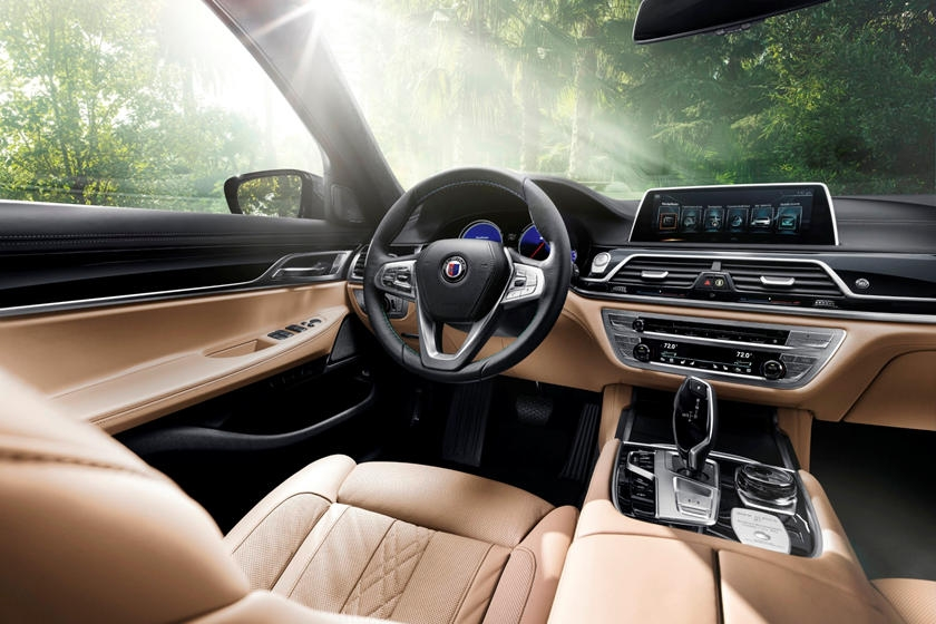 Permalink to Bmw Alpina B7 Interior