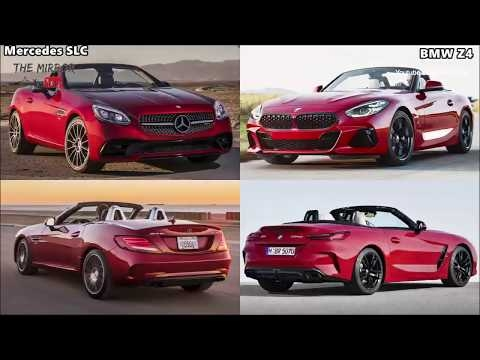 Permalink to Bmw Z4 Vs Mercedes Slc