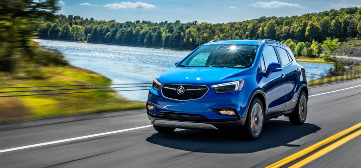 Permalink to Buick Encore Dimensions