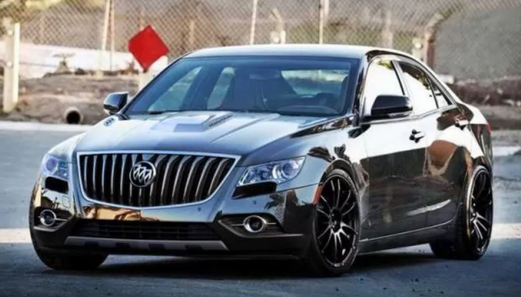 New Buick Grand National   %New Car%