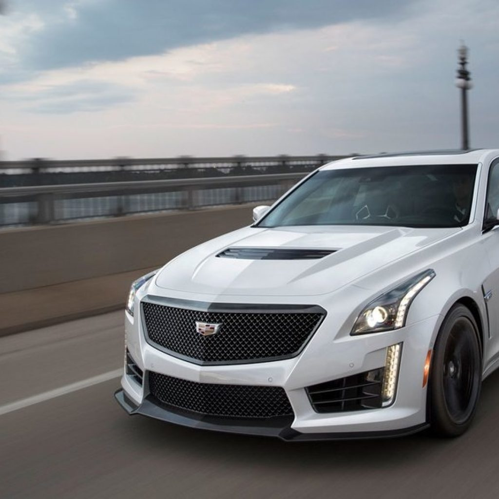 2019 cadillac cts v essentials an american hot rod sedan Cadillac Cts Horsepower
