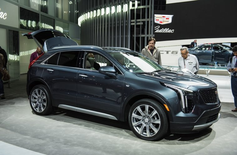 2020 cadillac xt4 specifications released Cadillac Xt4 Release Date