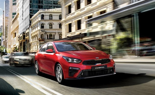 2019 cerato new suvs cars special offers kia new zealand Kia Cerato New Zealand