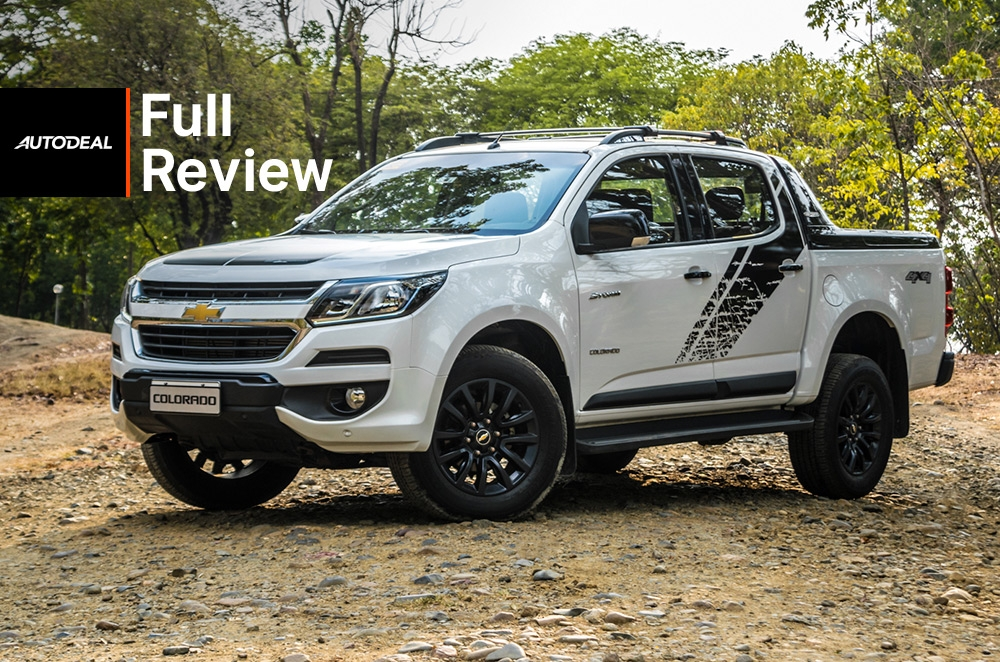 Permalink to Chevrolet High Country Storm