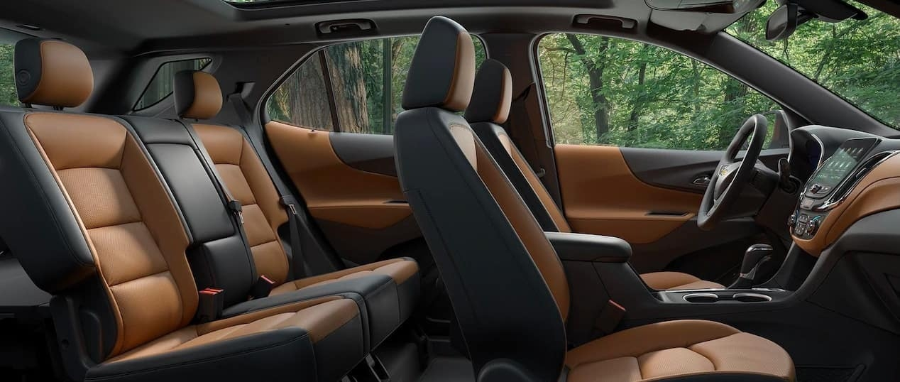 2020 chevrolet equinox interior features dimensions Chevrolet Equinox Interior