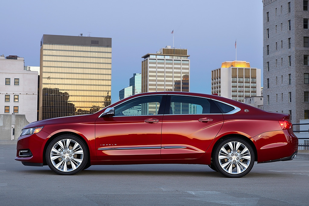 2020 chevrolet impala new car review autotrader Chevrolet Impala Review