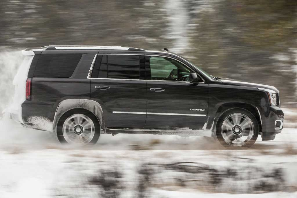 2020 chevrolet tahoe vs 2020 gmc yukon whats the Chevrolet Yukon Denali