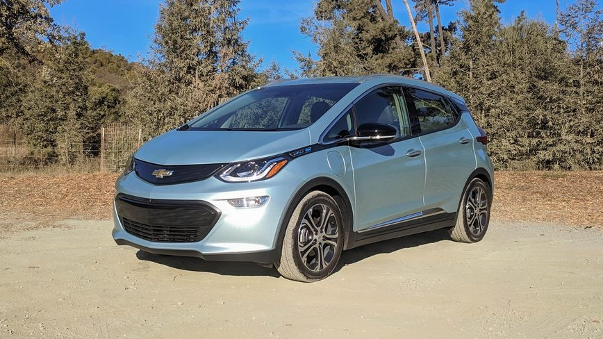 2020 chevy bolt ev review no longer unique still something Chevrolet Bolt Ev Range