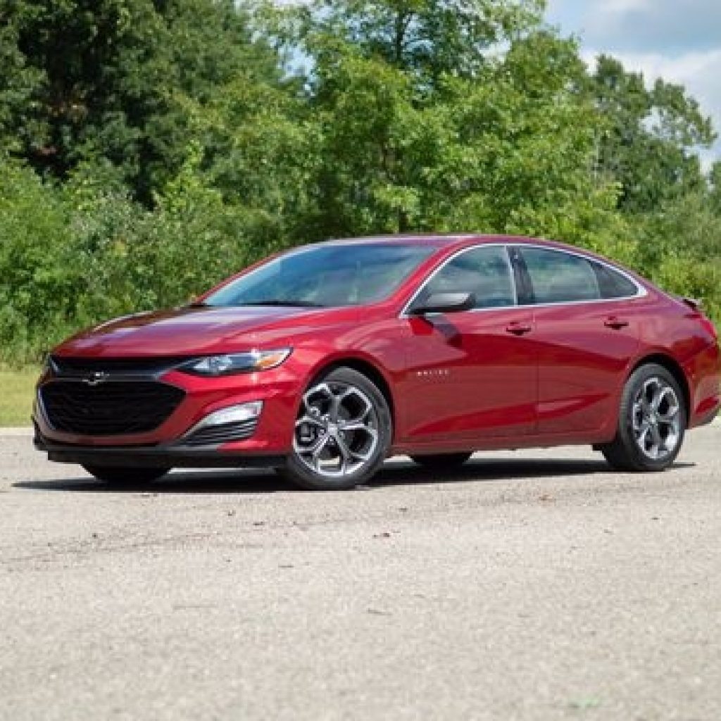 2019 chevy malibu review swing and a miss roadshow Chevrolet Malibu Review