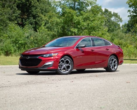 Chevrolet Malibu Review