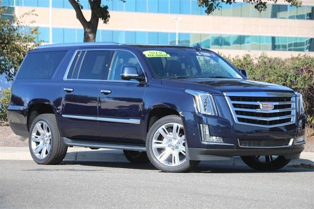 2020 dark adriatic blue metallic 4wd premium luxury cadillac Pre Order Cadillac Escalade