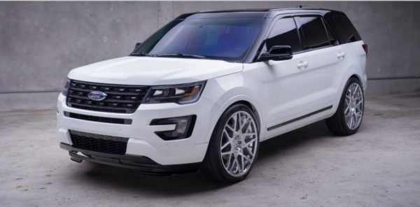 2019 ford explorer review pric specs release date 2019 Ford Explorer Release Date